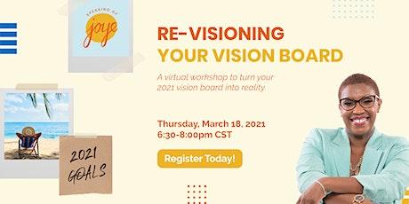 Re-Visioning Your Vision Board biglietti
