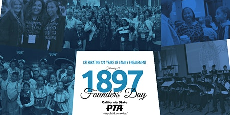 2021 SF PTA Annual Founders Day Celebration tickets