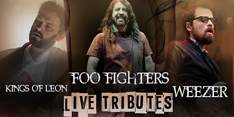 Foo Fighters, Weezer, Kings of Leon tributes - New Plymouth tickets