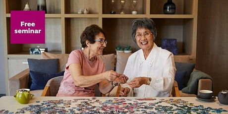 Uniting Westmead: Understanding independent and assisted living tickets