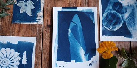 MKids — Mindful Nature Cyanotypes with Zoe Arnott tickets