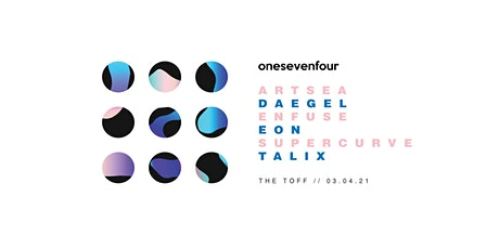 onesevenfour - Melbourne tickets