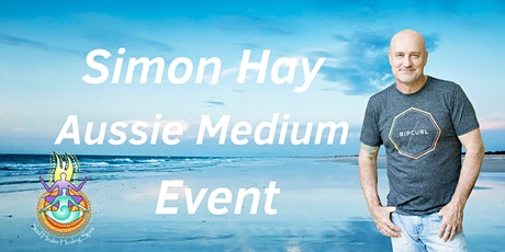 Aussie Medium, Simon Hay at Bauhinia House in Rockhampton tickets
