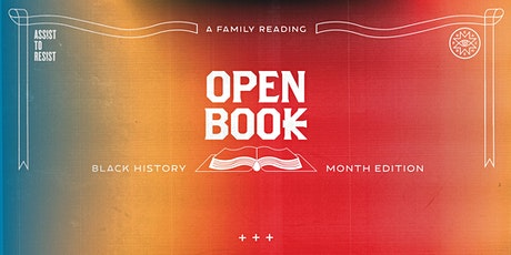 Open Book: Black History Month Edition tickets