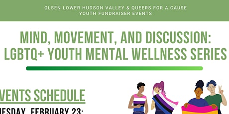 Queer Youth Focused Yoga tickets