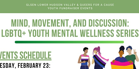 Parent/Guardian or Ally of LGBTQ+ Student Mental Health Discussion tickets