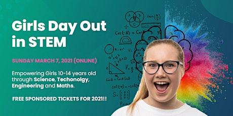 Girls Day Out in STEM (Online) biglietti
