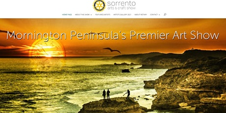 Sorrento Festival - Arts and Crafts Show Opening Night tickets