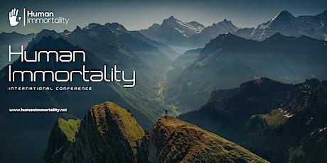 Human Immortality International Conference biglietti