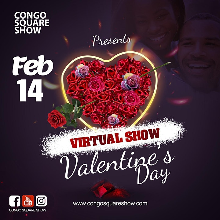 Congo Square Show Presents: A Romantic Evening on Valentine's Day image