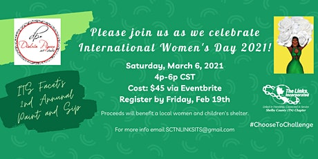 2nd Annual International Women's Day Virtual Paint and Sip tickets
