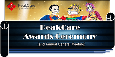 2021 PeakCare Awards Ceremony (and Annual General Meeting) tickets
