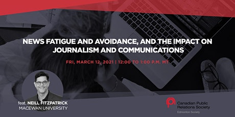 News fatigue and avoidance, and the impact on journalism and communications biglietti