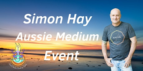 Aussie Medium, Simon Hay at Andergrove Community Ctr in Mackay tickets