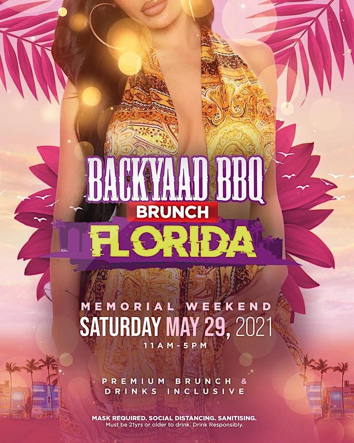 BACKYAAD BBQ BRUNCH (FLORIDA) image