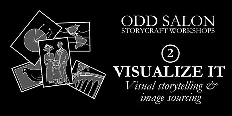 Odd Salon Workshop | Visualize it: Visual storytelling & image sourcing tickets