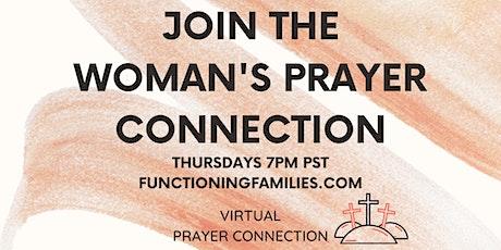 A Woman Is Right Prayer Connection biglietti