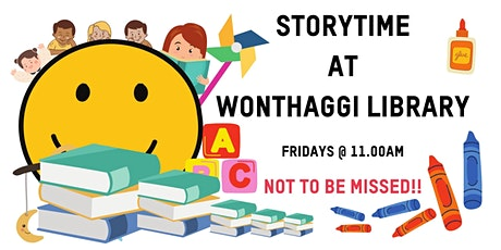 Story Time at Wonthaggi Library tickets
