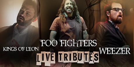 Whangarei - Foo Fighters, Weezer, Kings of Leon LIVE tributes tickets