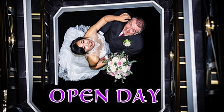 Sydney Wedding Day Photographers Showroom Open Day tickets