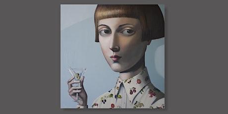 Lauren Wilhelm - Solipsism - Exhibition at JahRoc Galleries tickets