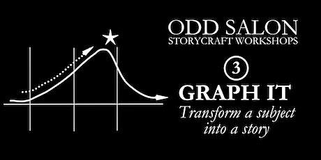 Odd Salon Workshop | Graph it: Transform a subject into a story tickets