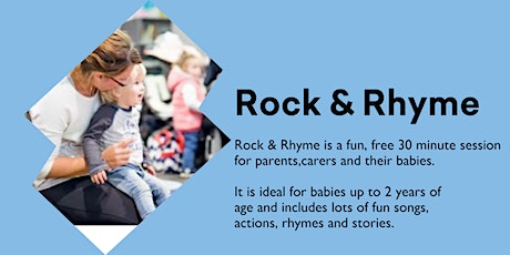 Rock and Rhyme @ Smithton Library tickets