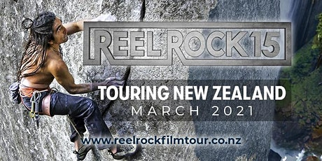 REEL ROCK 15 presented by The North Face - NZAC Auckland / AURAC tickets