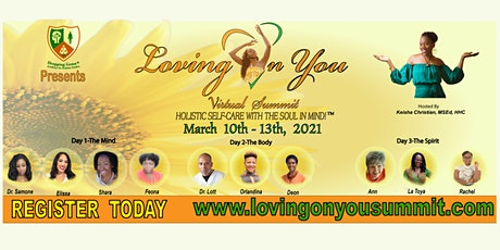 Loving On You Virtual Summit! tickets
