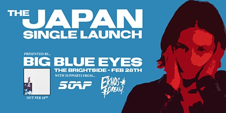 The Japan Single Launch tickets