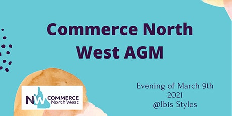 Commerce North West AGM tickets