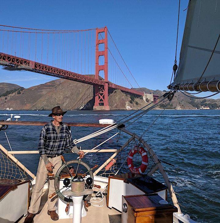 Memorial Day Sail on San Francisco Bay - Local History image