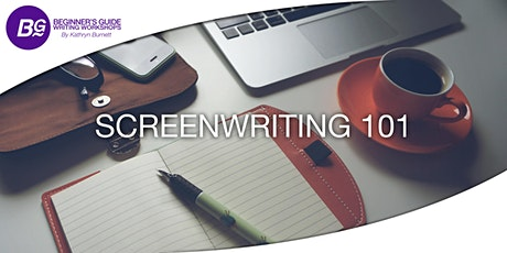 Screenwriting 101 - 6 Week ONLINE Course tickets