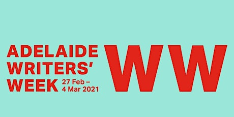 Adelaide Writers' Week streaming into Coventry Library, Stirling tickets