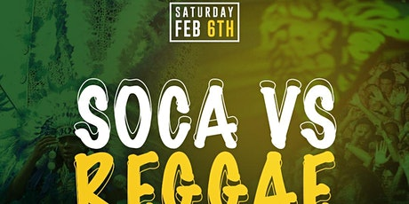 Soca Vs Reggae tickets