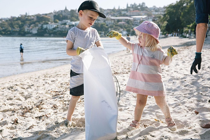 Keep our Harbour Beautiful Beach Clean Up - Watsons Bay and Rose Bay image