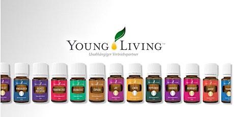 Warum ich mich für ätherische Öle & Co. von Young Living entschieden habe! Tickets