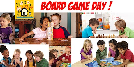 Not back to school board games day Term 2, 2021 tickets