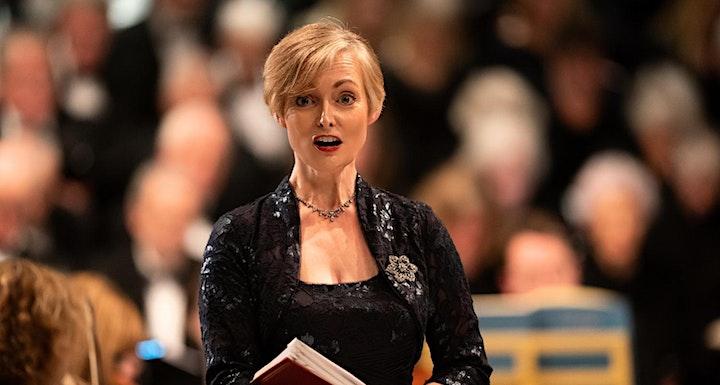 Huddersfield Choral Society - Online Choral Workshop image