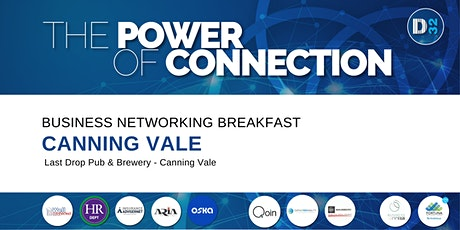 District32 Business Networking Perth – Canning Vale - Thu 04th Mar tickets