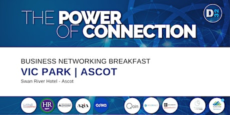 District32 Business Networking Perth – Vic Park / Ascot  - Tue 09th Mar tickets