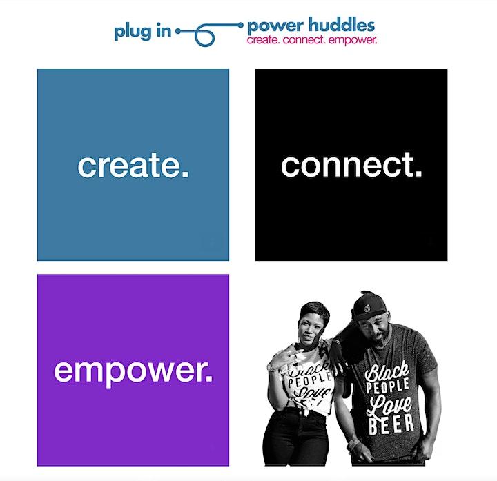 LA Power Huddles   Mentorship + Networking for Tech Startups image