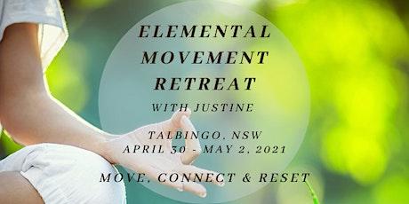 Elemental Movement Retreat tickets