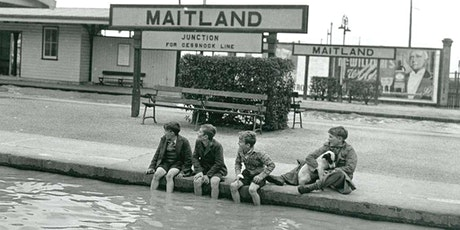Maitland's Floods: myths, misconceptions and missteps - Chas Keys tickets