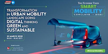 ET Smart Mobility Conclave 2021 bilhetes