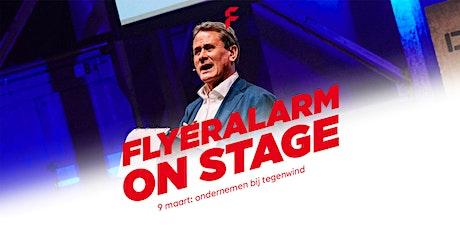 FLYERALARM ON STAGE - ONDERNEMEN BIJ TEGENWIND tickets