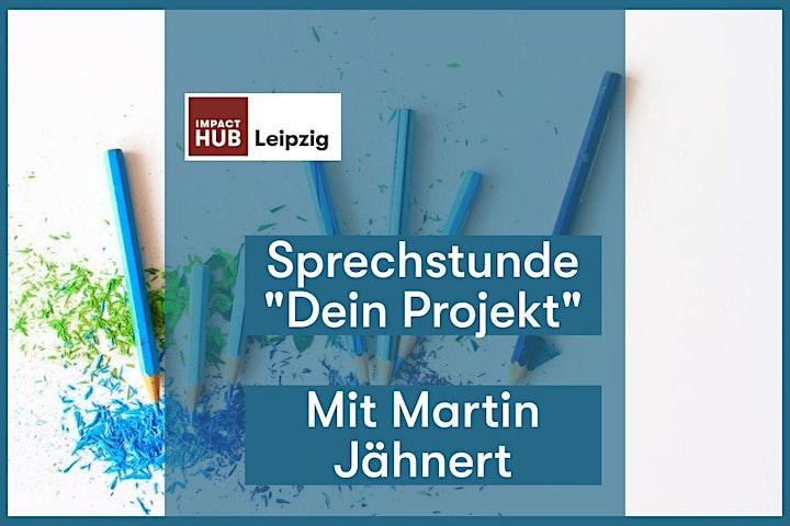 """Sprechstunde """"Dein Projekt"""". One-to-one session.: Bild"""
