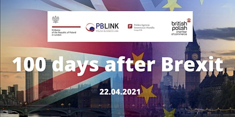 PBLINK event: 100 days after Brexit 22.04.2021 tickets
