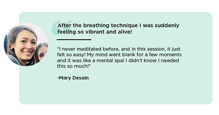 Beyond Breath - An Introduction to SKY Breath Meditation US image