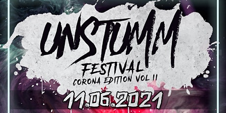 Unstumm Corona Edition Vol.2 Tickets